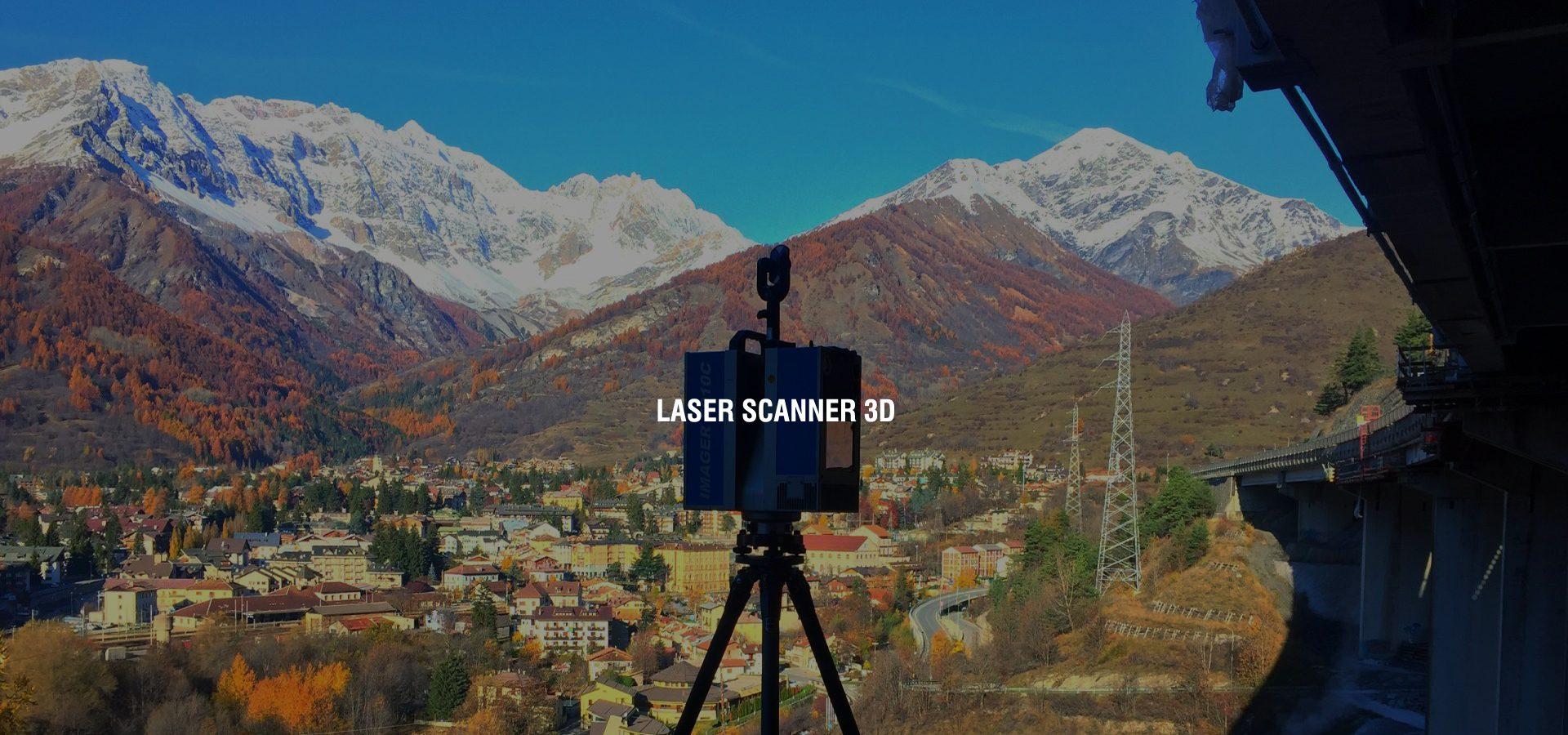 LASERSCANNER 3D 1